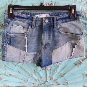 🎉HOST PICK🎉ZARA TRAFALUC DENIM Shorts